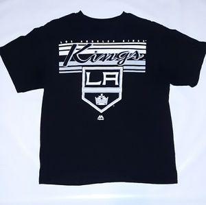 Vintage Majestic L.A. Kings T shirt size large